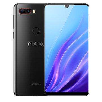 Nubia Z18 Dual Rear Camera 5.99 inch 6GB 64GB Snapdragon 845 Octa Core 4G Smartphone