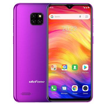 £54.59Ulefone Note 7 6.1 inch Triple Rear Camera 3500mAh 1GB RAM 16GB ROM MT6580A Quad core 3G SmartphoneSmartphonesfromMobile Phones & Accessorieson banggood.com
