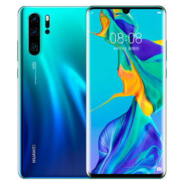 £855.50 HUAWEI P30 Pro 6.47 inch 40MP Quad Rear Camera Wireless Charge 8GB RAM 128GB ROM Kirin 980 Octa core 4G Smartphone Smartphones from Mobile Phones & Accessories on banggood.com