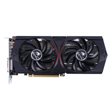 US$454.49Colorful® GeForce RTX 2060 6GB GDDR6 192Bit 1365-1680MHz 14Gbps Gaming Graphics Card Computer ComponentsfromComputer & Networkingon banggood.com