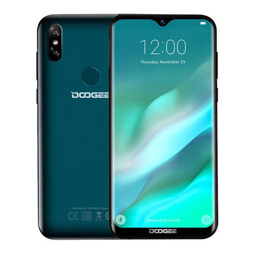 £57.3138%DOOGEE Y8 6.1 Inch HD Waterdrop Screen Android 9.0 3GB RAM 16GB ROM MT6739 Quad Core 4G SmartphoneSmartphonesfromMobile Phones & Accessorieson banggood.com