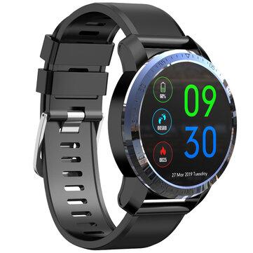 Kospet Optimus Dual Chip System 4G AMOLED Google Play GPS/GLONASS 2G+16GB MIRROR BLACK International7Days Long Standby Smart Watch Phone Black