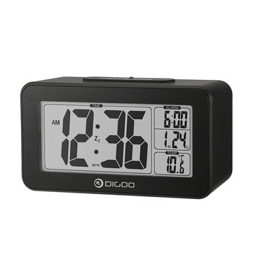 digoo dg c4 numerique sensible retroeclaire lcd thermometre bureau reveil