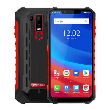 £235.8725%Ulefone Armor 6 NFC IP68 IP69K Waterproof 6.2 inch 6GB 128GB Helio P60 Octa core 4G SmartphoneSmartphonesfromMobile Phones & Accessorieson banggood.com
