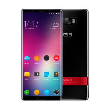 US$209.9919%Elephone P11 3D 6.0 Inch FHD+ 3200mAh Android 8.0 4GB RAM 64GB ROM MT6797T Deca Core 4G SmartphoneSmartphonesfromMobile Phones & Accessorieson banggood.com