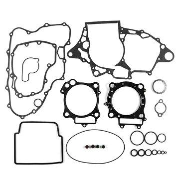 top end complete gasket kit set for honda trx450er 2006