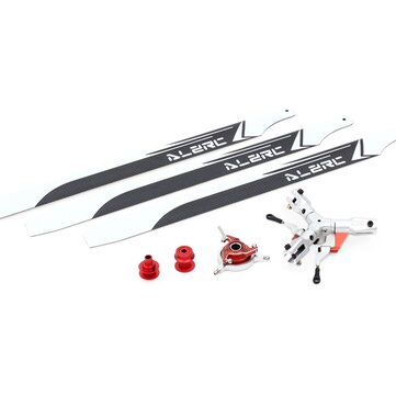 ALZRC Devil 380 420 FAST Three Blade Rotor Helicopter