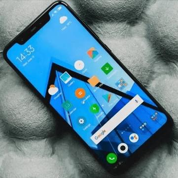 Xiaomi Pocophone F1 6GB RAM 64GB ROM Snapdragon 845 Octa core Smartphone