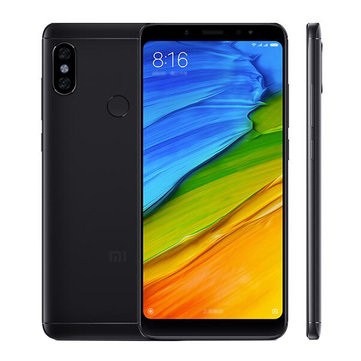 Xiaomi Redmi Note 5 Dual Rear Camera 5.99 inch 3GB 32GB Snapdragon 636 Octa core 4G Smartphone