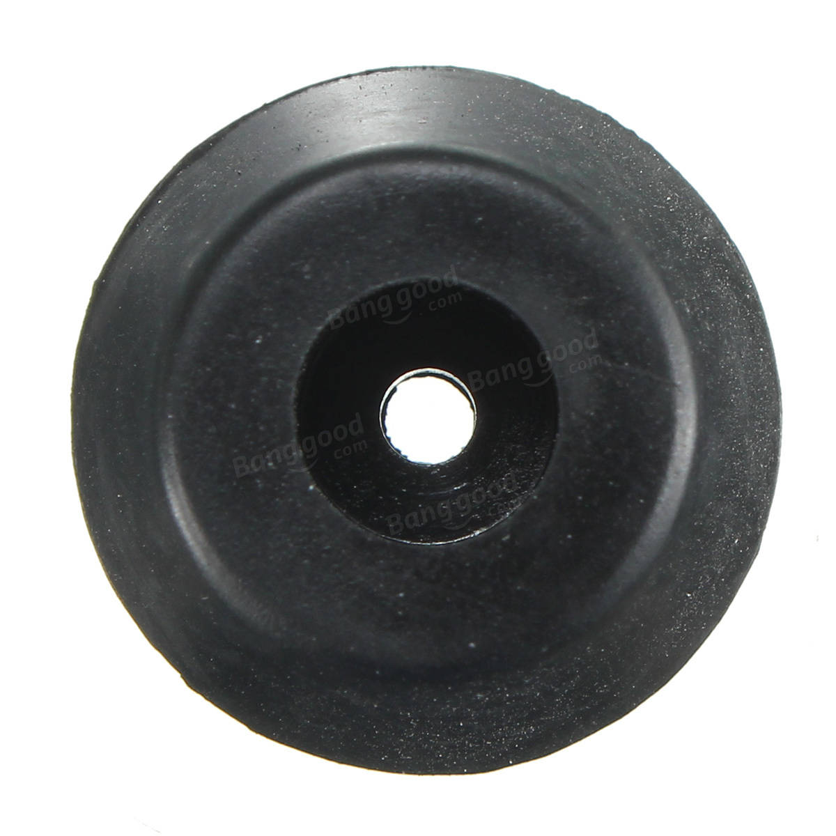 rubber chair feet bunnings office max chairs 12pcs 25x20x15mm black protector for leg