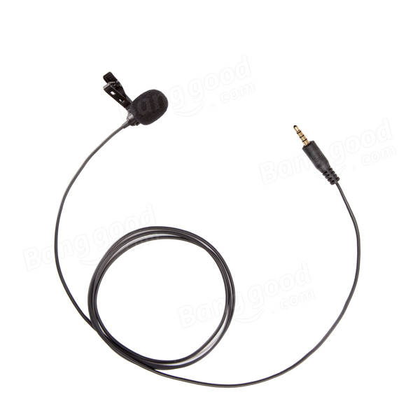BOYA BY-LM10 Omni Directional Lavalier Microphone for