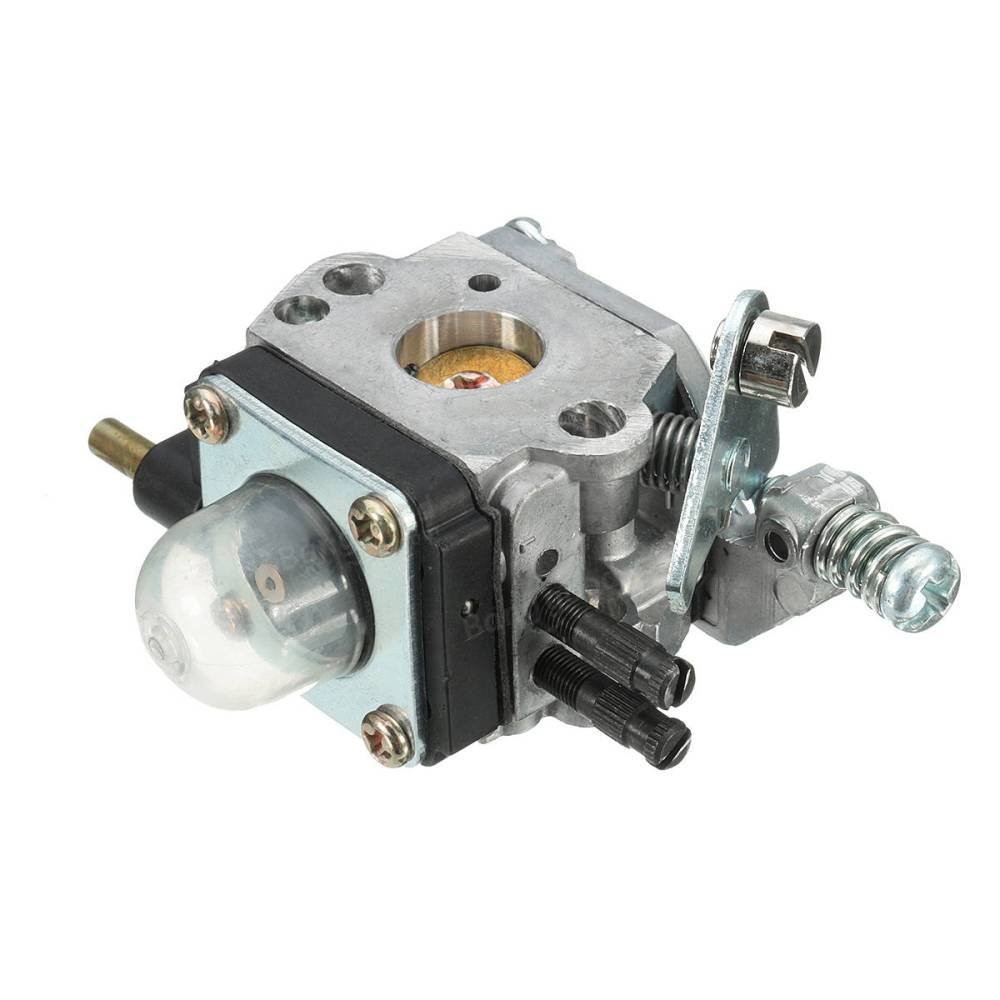 medium resolution of carburetor fuel filter spark plug for mantis 7222 7225 tiller zama c1u k82