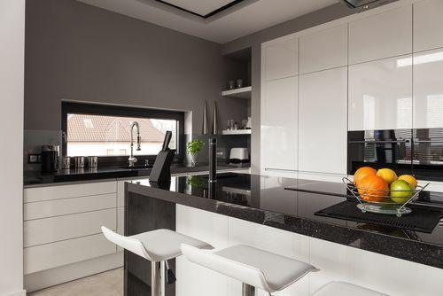 15 Best Black Granite Kitchen Countertops Design Ideas Images