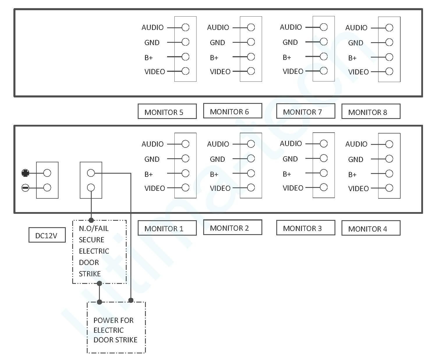 comelit wiring diagram 12v air compressor diagrams friendship bracelet