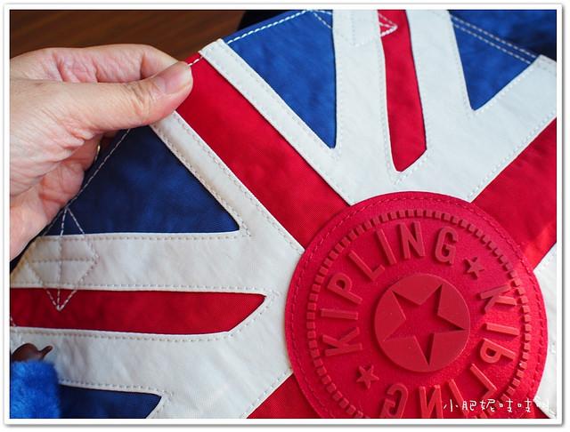 【Kipling限量英國國旗包】史上最強耐操包包(得獎的是張小琪,Ann Li跟巫咪~) - 小肥妮吱吱叫