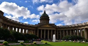 俄羅斯 | 聖彼得堡:與歐洲風情濃郁的運河城市相遇