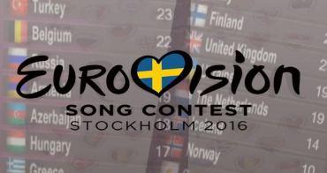 【2016 Eurovision Song Contest】聆聽10首不同歐洲歌手音樂玩歐洲