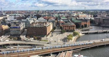 北歐 | 瑞典:如何搭電車+渡輪往返斯坎森室外博物館與斯德哥爾摩市區
