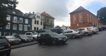 2012.9.18 - Day5。北歐行 - Part I - 走在街頭巷弄中的。北歐童話卑爾根