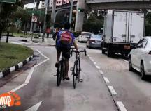 Cyclists with a death wish - Singapore - Stomp