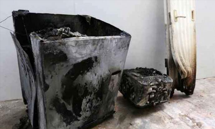 Washing Machine Fire Caused By Short Circuit Samsung Channel