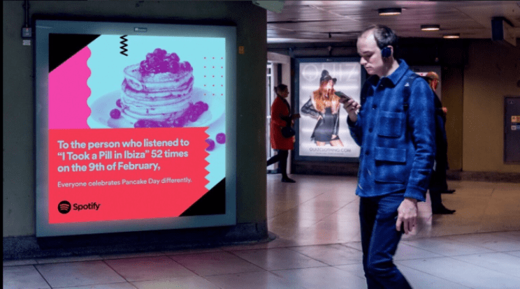Spotifys Thanks 2016 Its Been Weird Ad Campaign Is