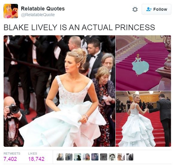 10 Times Blake Lively Was Goals