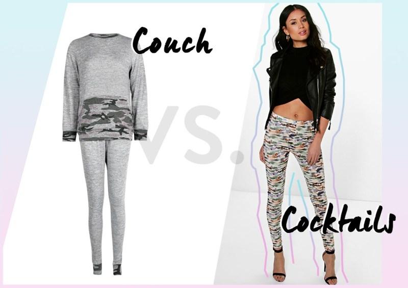 Cosy vs. Cool