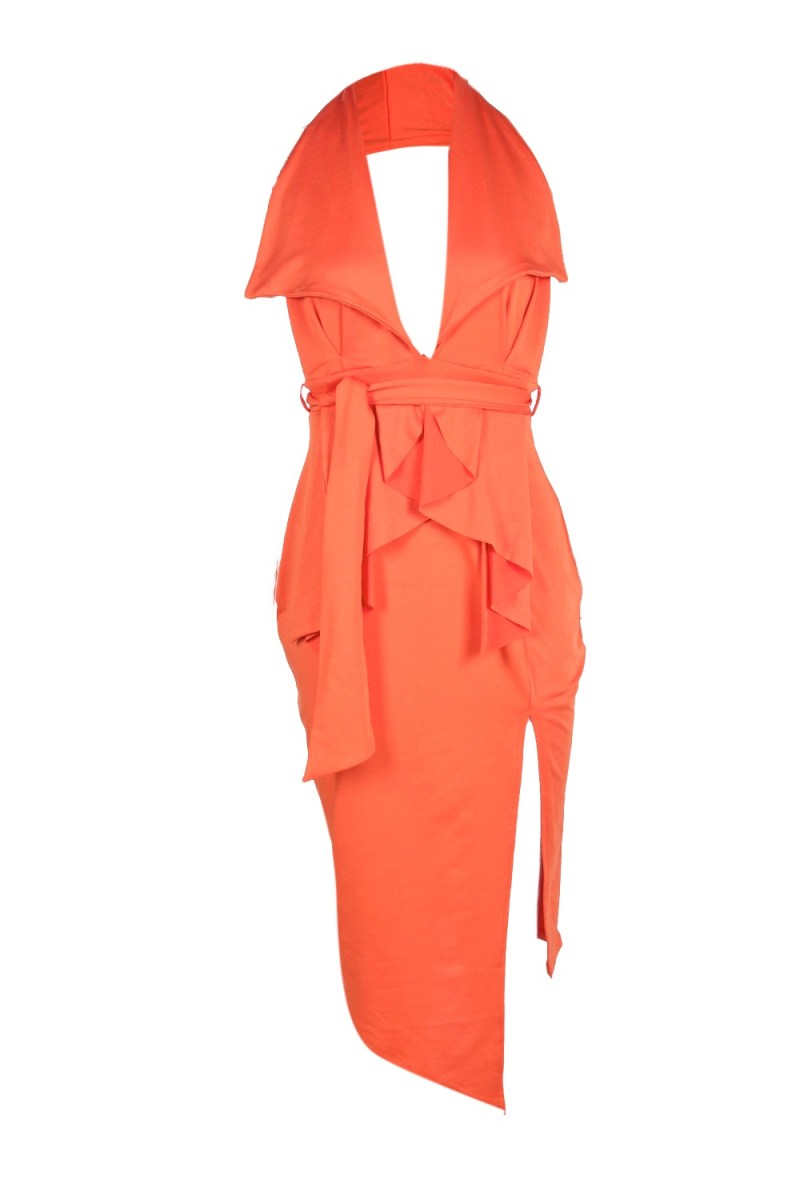 Orange Is the New LBD