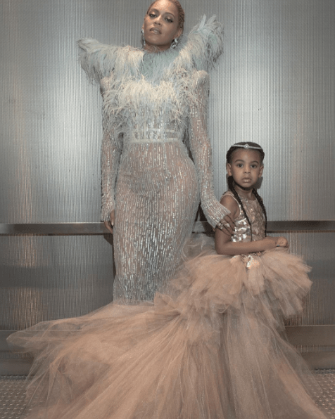 Sunday Girl: Blue Ivy
