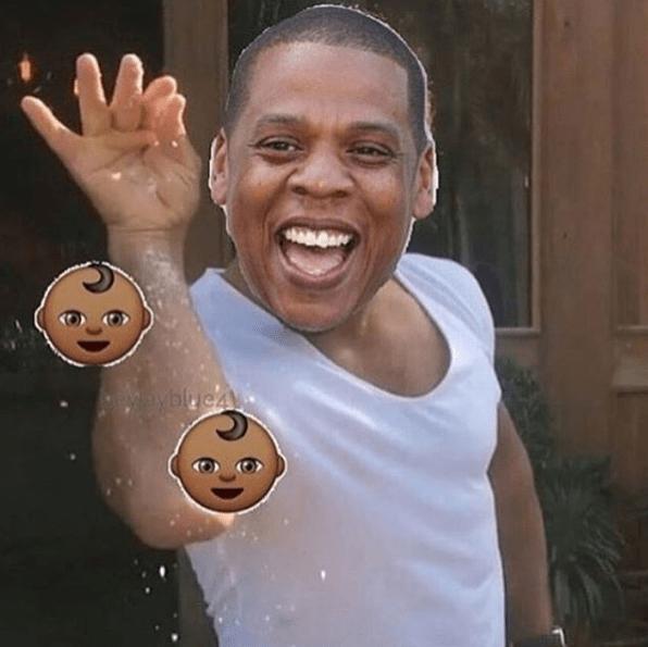The Meme World Responds To Beyoncé's Pregnancy...