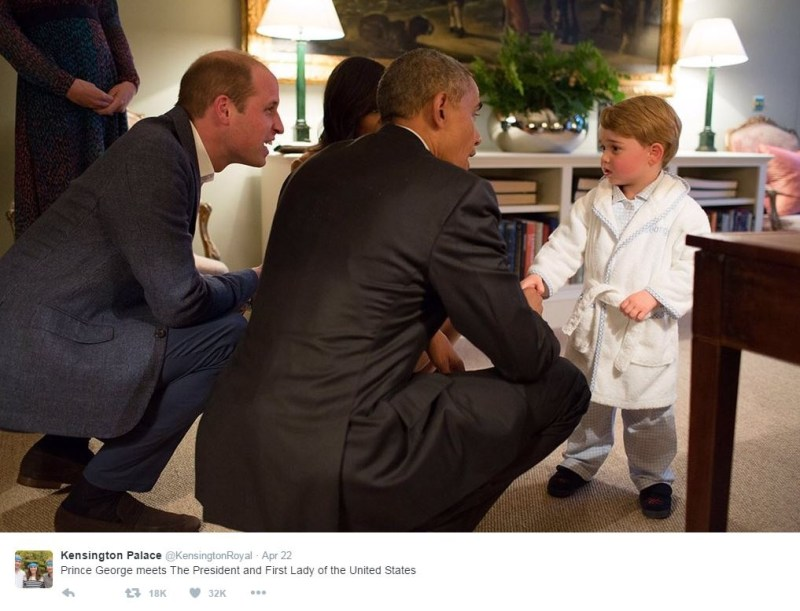 Times Prince George Won At Life
