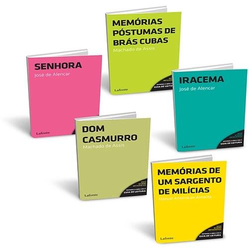 Kit Livros - Classicos da Literatura Brasileira