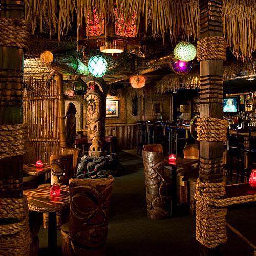 Frankies Tiki Room  Sunset Magazine