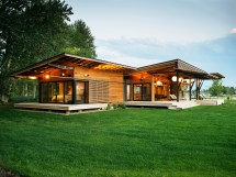 Modern Ranch Style Home Designs