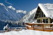 Mountain Home Lodge Leavenworth