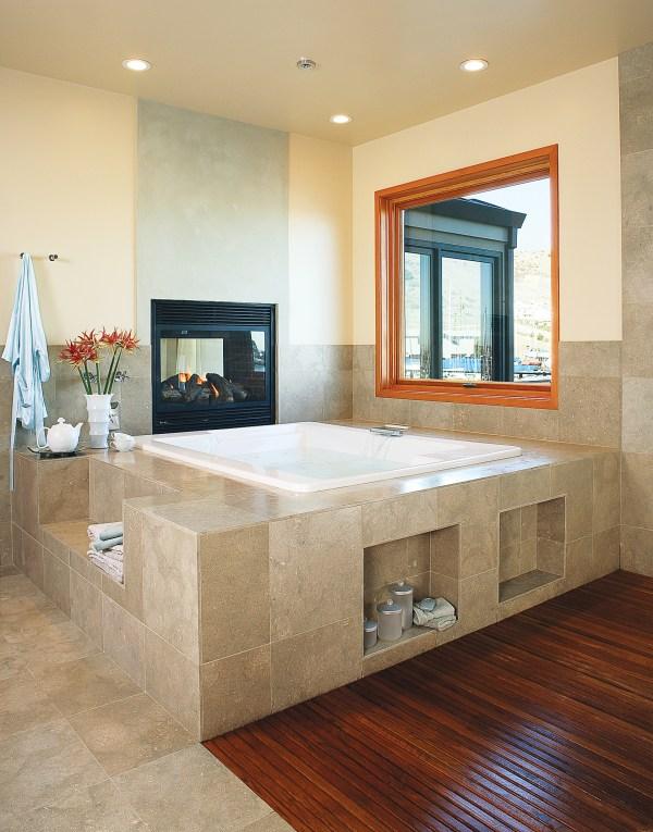 Great Shower & Bathtub Design - Sunset Magazine