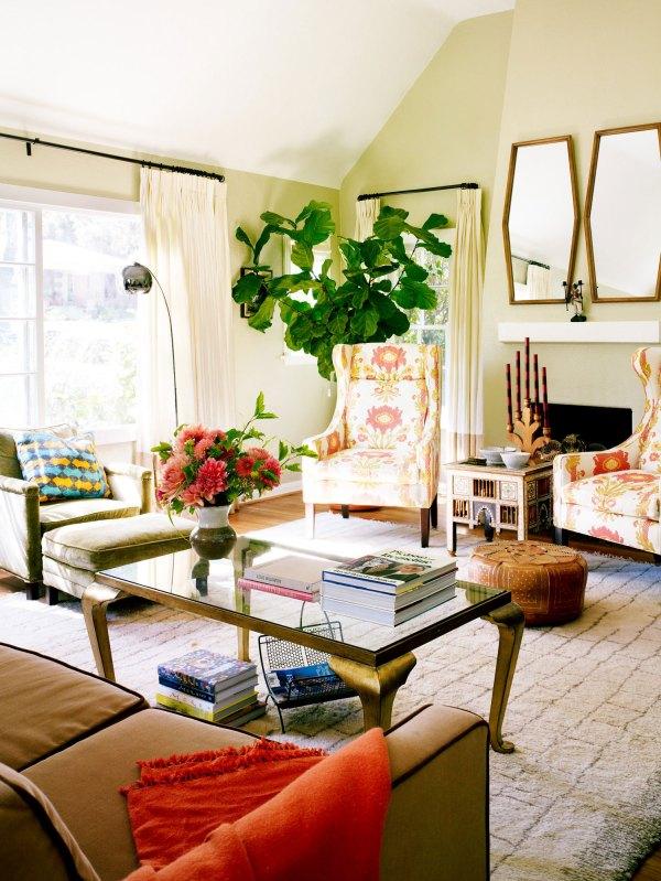 8 Ways Embrace 70s Style Home - Sunset Magazine