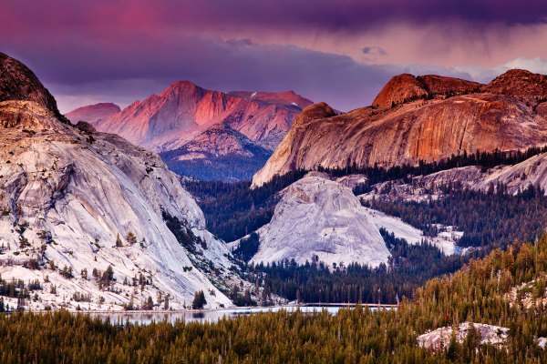 Top Wow Spots Of Yosemite - Sunset Magazine