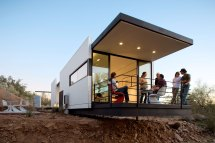 Sunset Magazine Prefab Homes
