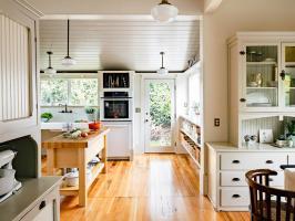 How to Design a Vintage Modern Kitchen   Sunset Magazine