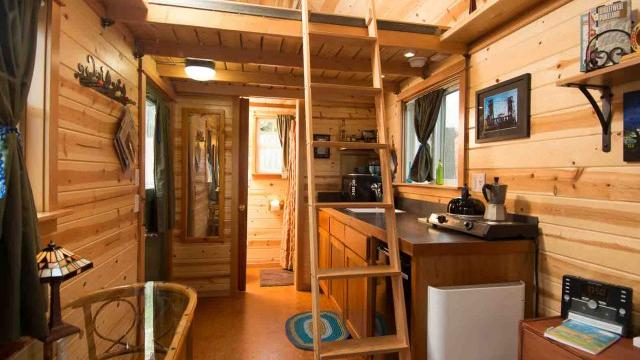 World S First Tiny House Hotel Thrives In Portland