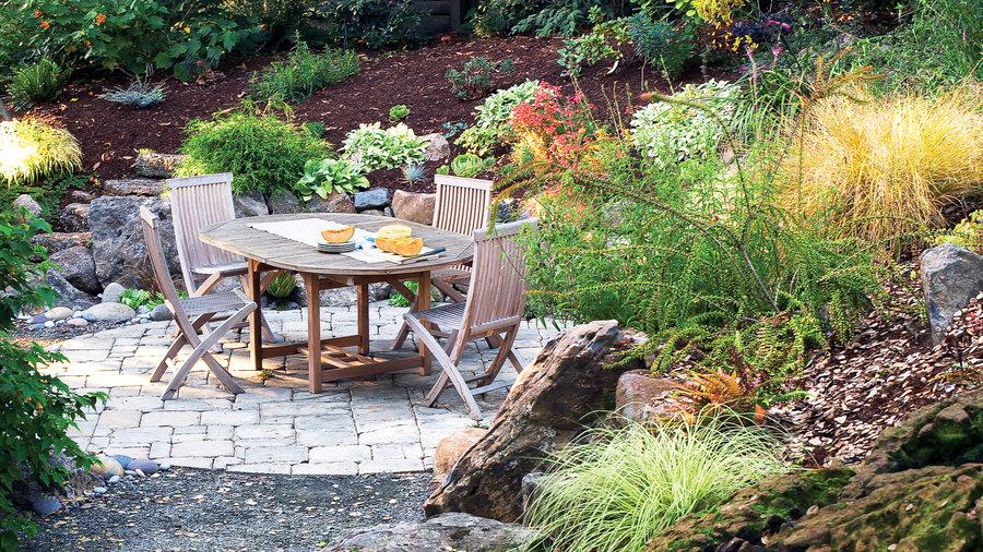 ideas patios - sunset magazine