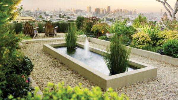 landscaping ideas with stone