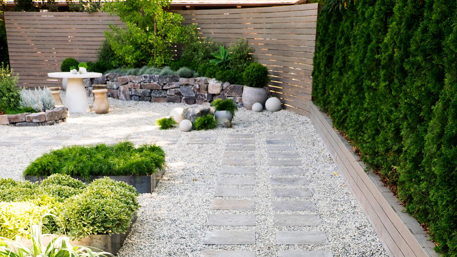 design -water zen garden