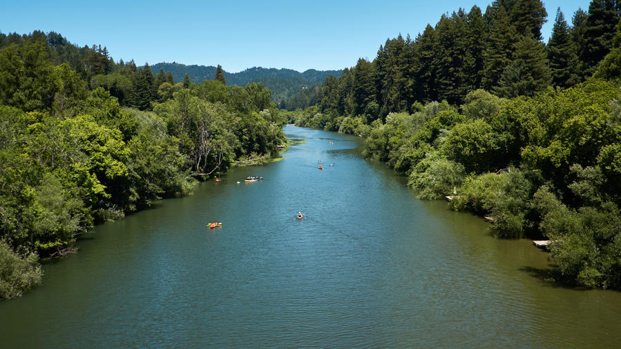 Plan The Ultimate Russian River Canoe Camping Trip Sunset Magazine