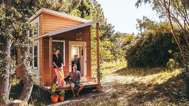 10 Tips To Build Your Dream Tiny House Sunset Magazine