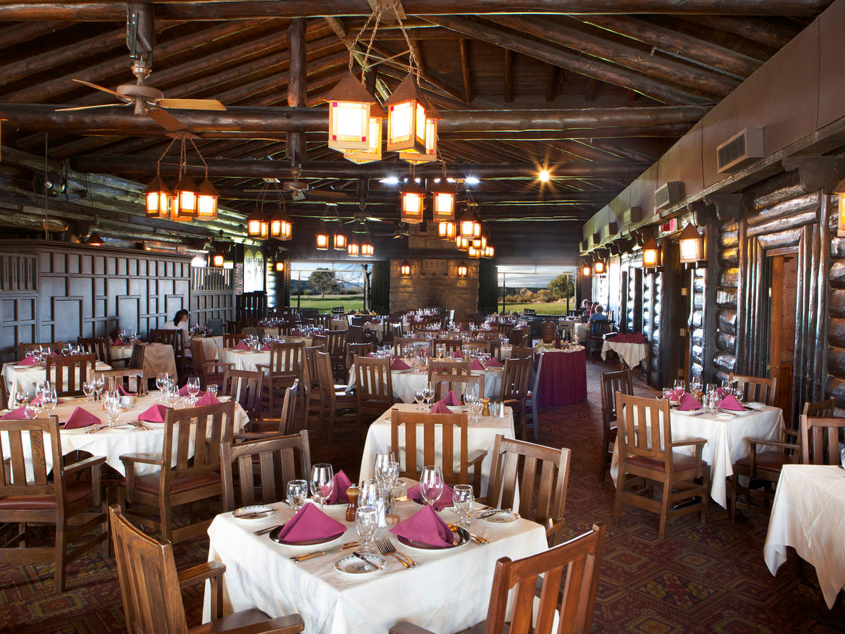 Grand Canyon Restaurants  Sunset Magazine