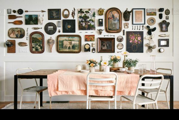 Wall Styles Space - Sunset Magazine