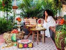 Boho Chic Decorating Ideas - Sunset Magazine